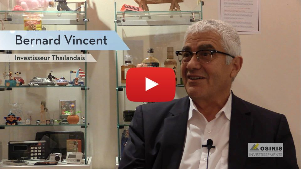 Interview Vincent Bernard