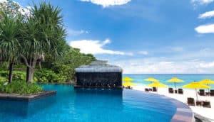 Image d'une piscine à Bali