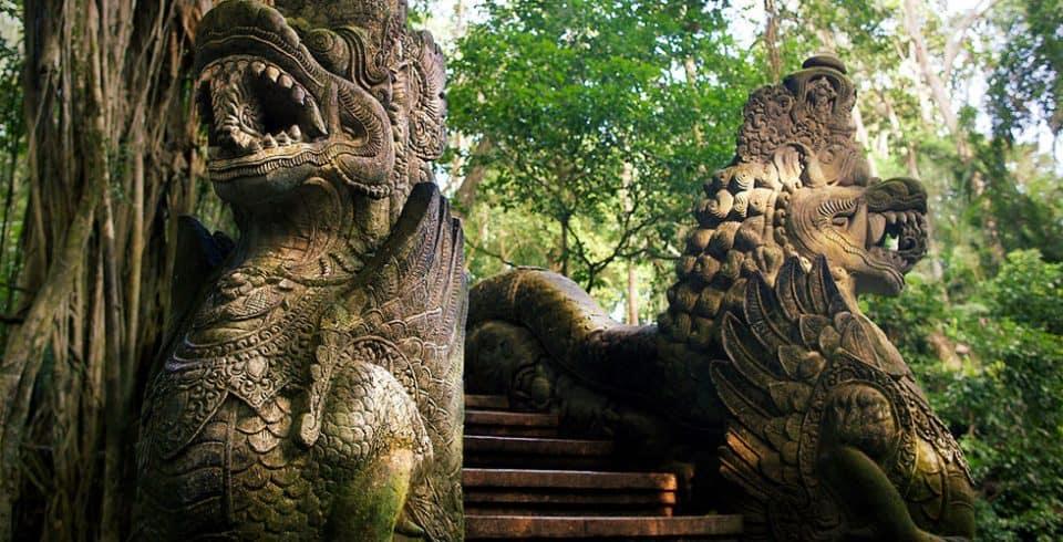 Forêt des Singes, Ubud