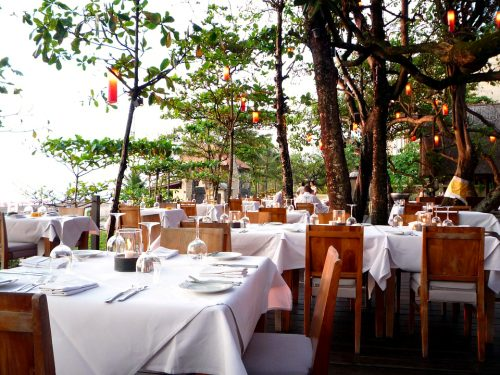 Restaurant indonésien