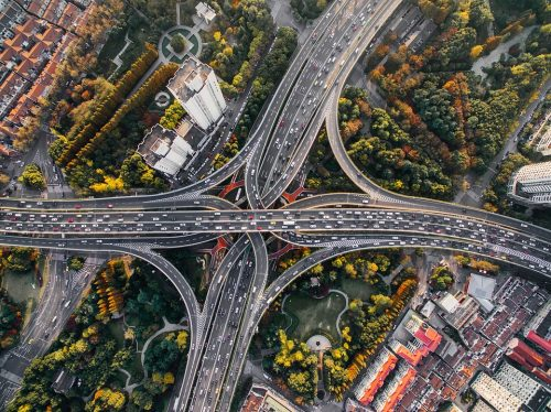 Infrastructures bien développées en Thaïlande