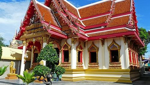 Temple de Hua Hin