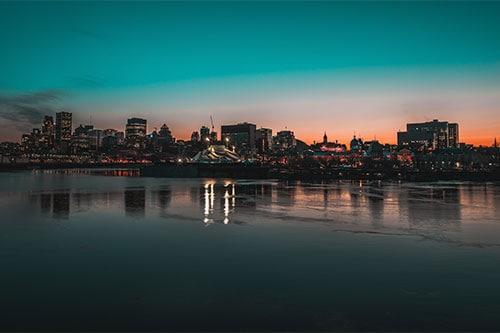 Parc de la Cite-du-Havre, Montréal, Canada