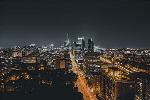 Ville de Montréal, Canada