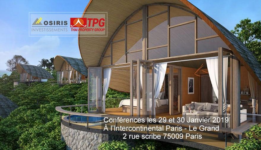 Image de Cottage pour la conférence de Janvier 2019 à Paris